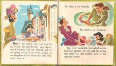 Fairy Tale Origins — Walt Disney's Cinderella, a children's book from. Cinderella Story Book, Walt Disney Cinderella, Children's Book Illustration, Book Illustrations, Diy Birthday Decorations, Hopes And Dreams, Little Golden Books, Fairy Godmother, Music Lessons