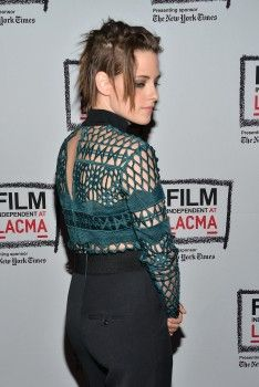 LACMA Screening And Q&A For 'Clouds Of Sils Maria'