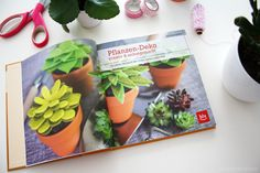 Luloveshandmade: Book Review: Plant Decor Book by Fee ist mein Name