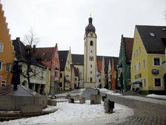 Schwandorf Marktplatz