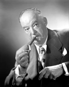 Sydney Greenstreet. Another one of my favorite character actors.