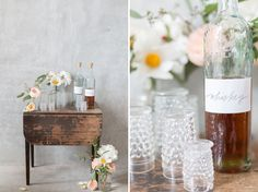 Rustic-elegant Wedding Inspiration