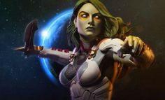 Gamora - Guardians of the Galaxy  ...