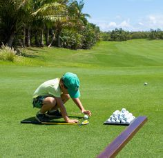 Golf Lessons for the little ones