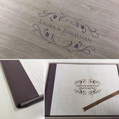 Graphistudio wedding book in design box. Wedding Albums, Wedding Book, Box Design, Evans, Feelings, Wood, Cover, Photography, Photograph