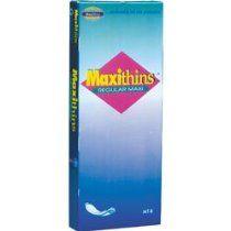 Hospeco HOSPECO Maxithins Regular Maxi #8 Sanitary Napkins 250/cs