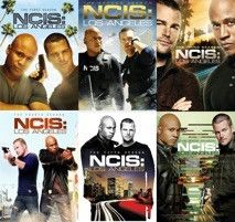 NCIS Los Angeles Seasons 1-6 DVD