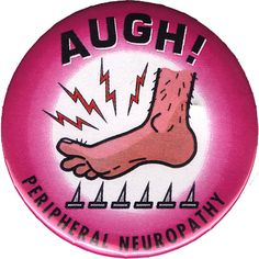 My feet feel like this picture looks! I am in so much pain tonight!  peripheral neuropathy
