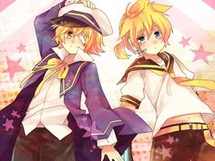 Oliver and Len! They r adorable