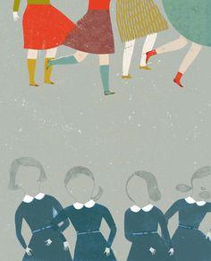Marta Antelo - Anna Goodson Illustration Agency
