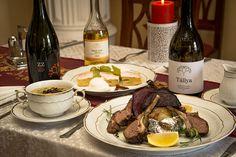 Lépj szintet a bor-étel párosítás terén! - Drunken Kitchen