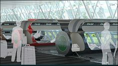 Evacuated Tube Transport - an airless, frictionless, maglev-form of transportation that's safer, cheaper, and quieter than trains and airplanes. six-person capsules travel in the tubes and can reach a maximum speed of 6500 km/h, and provide 50x more transportation per kwh. a tube can travel from new york to beijing in 2 hours and make the around-the-world trip in just six.