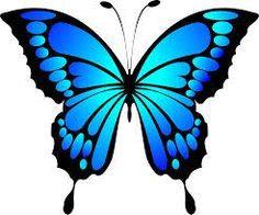 70 Mejores Imágenes De Dibujos De Mariposas Butterfly Template