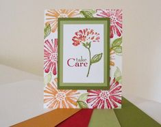Stampin Up Love & Care photo