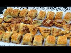Canapes, Recipe For 4, Dessert Recipes, Desserts, Pesto, Muffin, Food And Drink, Appetizers, Yummy Food