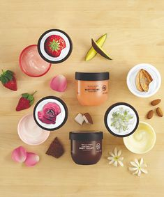 The Body Shop Body Yogurts 15