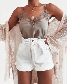 - Fashion Active - Choose your favorite outfit 9 or 💗 Cute Casual Outfits, Cute Summer Outfits, Chic Outfits, Spring Outfits, Fashion Outfits, Outfit Summer, Fashion Tips, Fashion Trends, Cute Fashion