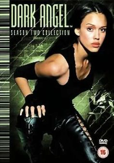 The Dark Angel TV show with Jessica Alba as Max Guevera / X5-452 and  I LOVED THIS SHOW!