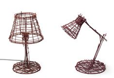 REAL furniture that look like line drawings!!! by Jinil Park