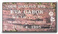 Westwood Village Memorial Park - part 3: Stars' Graves