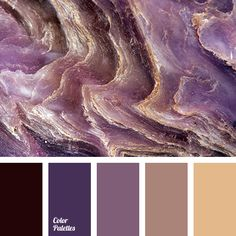 amethyst color, blue-violet, brown color, color matching, color of amethyst, interior color matching, purple color, red-brown, shades of purple, shades of violet, stone color, violet color.