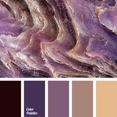 amethyst color, blue-violet, brown color, color matching, color of amethyst, interior color matching, purple color, red-brown, shades of purple, shades of violet, stone color, violet color.