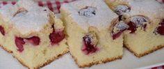 Nejjednodušší ovocný koláč