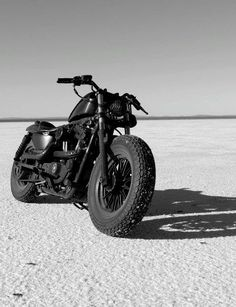Black Harley.