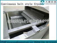 Automatic continuous fryer machine/frying machine