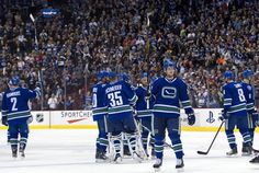 Congrats Canucks! Repeat President's Trophy winners.