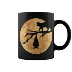 HALLOWEEN - MOON (THE CAT AND THE BAT) #gift #ideas #Popular #Everything #Videos #Shop #Animals #pets #Architecture #Art #Cars #motorcycles #Celebrities #DIY #crafts #Design #Education #Entertainment #Food #drink #Gardening #Geek #Hair #beauty #Health #fitness #History #Holidays #events #Home decor #Humor #Illustrations #posters #Kids #parenting #Men #Outdoors #Photography #Products #Quotes #Science #nature #Sports #Tattoos #Technology #Travel #Weddings #Women