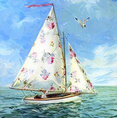 by claire fletcher--set sail
