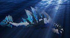 Water Temple Minecraft World Save