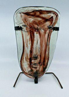 Creative Antique Ebony Campaign Candle Sticks Vgc