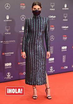 Premios Feroz 2021: La influencia del vestido más cañero de doña Letizia sobre la alfombra roja