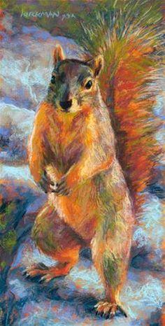 "Daily Paintworks - ""Shall We Dance?"" - Original Fine Art for Sale - © Rita Kirkman"