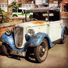 #oldcar #austin #vintage #classic #southwark #grunge #classiccar