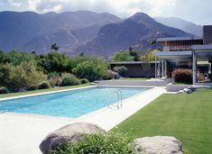 El icono mid-century de Palm Springs - Kaufmann House   Galería de fotos 1 de 9   AD MX