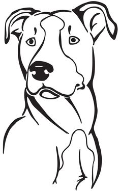 Free Pitbull Coloring Pages . Discover our huge assortment of Coloring pages, with several categorizations and difficulties levels. The perfect Anti-stress activity for you. Pitbull Blue, Dogs Pitbull, Puppy Coloring Pages, Cartoon Coloring Pages, Free Coloring, Cartoon Dog, Cartoon Drawings, Pitbull Drawing, Pencil Drawing Tutorials