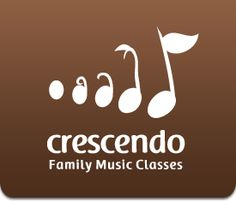 Crescendo Family Music Logo