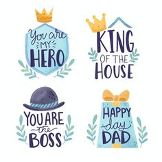 Fathers day Vectors, Photos and PSD files Happy Fathers Day Cake, Happy Dad Day, Fathers Day Cupcakes, Happy Fathers Day Greetings, Happy Fathers Day Images, Father's Day Greetings, Fathers Day Photo, Fathers Day Quotes, Son Quotes