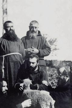 Padre Pio a S. Giovanni Rotondo