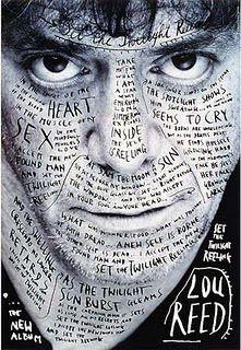 8. Stefan Sagmeister Lou Reed