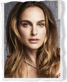 Natalie Portman // hair // make-up