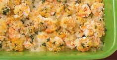 This recipe gives you an extraordinary shrimp dish without the added fat!