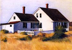Jenness House No. 3Edward Hopper - 1934