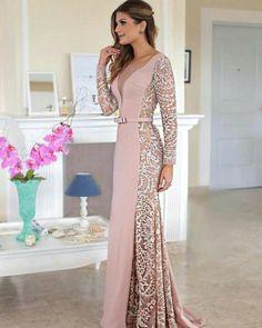b43d71cff VESTIDO CREPE LONGO COM RENDA LATERAL - Livia Fashion Store - Moda feminina  direto da fábrica