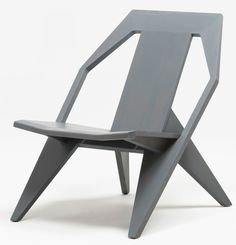 Medici, silla de madera por Konstantin Grcic para Mattiazzi | Experimenta