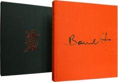 Illustration of the Classic Edition of Barrett, the definitive visual companion to the life of Syd Barrett
