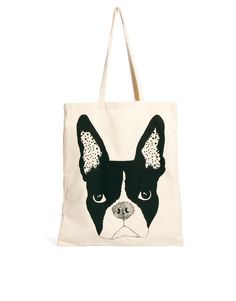 ++ monki almira doggy tote bag